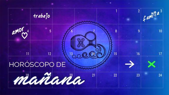 Horóscopo MAÑANA Acuario - Acuariohoroscopo.com