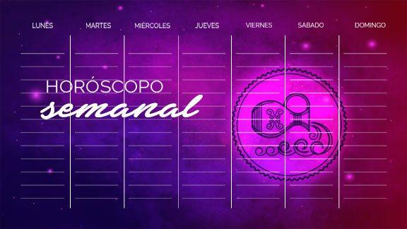 Horóscopo Acuario semanal- Acuariohoroscopo.com
